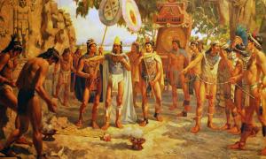 War God - Moctezuma