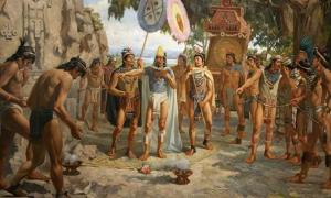 Daniel del Valle, Moctezuma II Museo Nacional De Arte