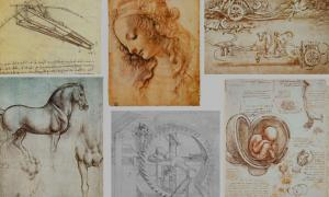 Mona Lisa Meets War Machines: Details on the Driven Life and Lesser-Known Talents of Leonardo da Vinci