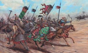 Mongol attac