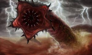 The Legendary Mongolian Death Worm