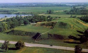 Monk's Mound, Cahokia