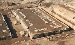 Immense Full Moon Palace Excavated by Rare Collaborative Team from both North and South Korea