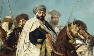 Representational image of Moors in Spain.   Source: Théodore Chassériau / Public domain