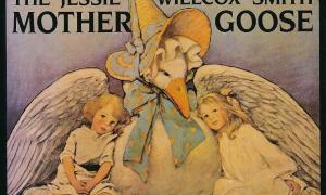 The Jessie Willcox Smith Mother Goose (1914) (Wikimedia Commons)