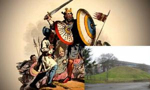 1,500-Year-Old Mound in England Found to be Elite Anglo Saxon Burial