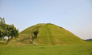 Krakow mound