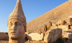 Mount Nemrut and the God King of Commagene