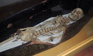 Mummification - Skeleton