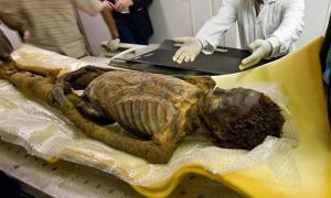 Mummy of Maiherpri