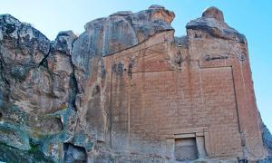 The Midas Monument, Yazılıkaya.