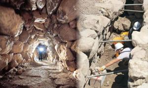 Mysterious Tunnel Unearthed in the Legendary Capital of the Hittites