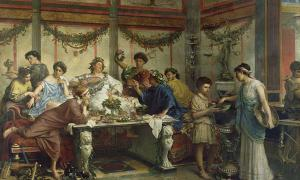 Mythbusting Ancient Rome – The Truth About the Vomitorium