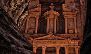 Nabataeans - Petra, Jordan