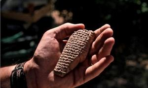 Cuneiform tablet known as Letter ZTT 22. (Credit: Ziyaret Tepe Archaeological Project)