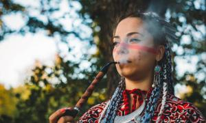 Pipe residues reveal Native American smoking habits from centuries ago. Source: DedMityay /Adobe Stock