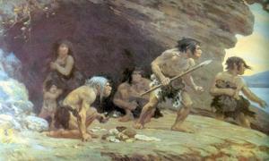 Le Moustier Neanderthals.