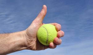 Were Neanderthal Thumbs Better Adapted for Tennis?