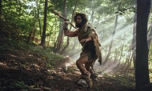 Neanderthal warrior            Source: Gorodenkoff / Adobe Stock