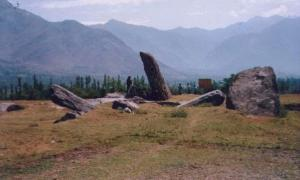 Neolithic site of Burzahom