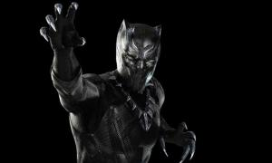 Marvel Hi-Res Black Panther Image Revealed.