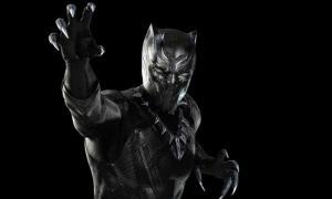 Marvel Hi-Res Black Panther Image Revealed.