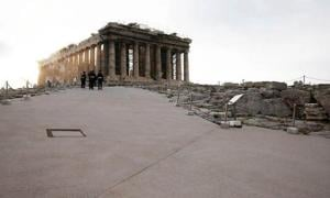 Backlash for Wheelchair-Friendly Paths at Acropolis
