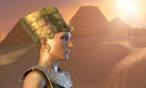 Was Nitocris a female pharaoh in the 6th dynasty?