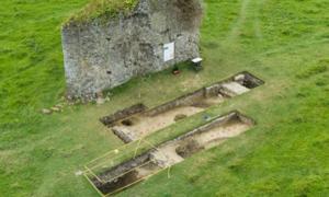 Beaubec excavation of the Norman Monastery. Source: Beaubec Excavations / Fair Use.