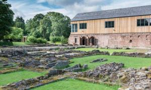 Norton Priory: The Most Excavated Monastic Site in Europe