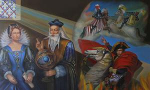 Nostradamus and the Medici