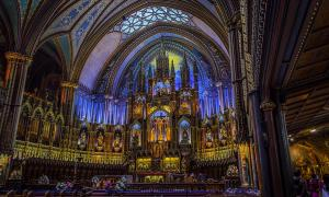 Notre-Dame Basilica        Source: (Gross, J / CC BY-SA 2.0)
