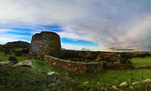Nuraghe Ruju, Sardinia