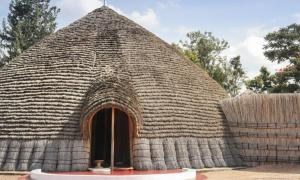 Nyanza Royal Palace, Rwanda                       Source: Photo by Momaa
