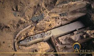 The Unfinished Obelisk at Aswan (Image: © David H Childress)