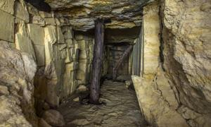 The Odessa Catacombs: Lost in Eternal Darkness