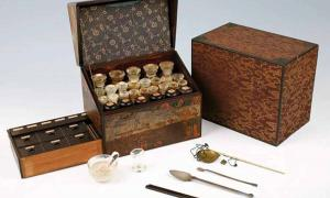 160-Year-Old Japanese Medical Kit Contained Deadly Laxative