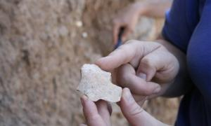 Oldest stone tool ever found in Turkey