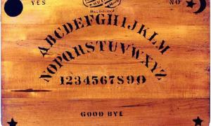 Tracing the Origins of the Infamous Ouija Board