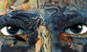 Modern human eyes (Konzentation)