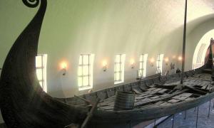 The Oseberg Ship Burial