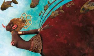 Oshun, African Goddess of Love