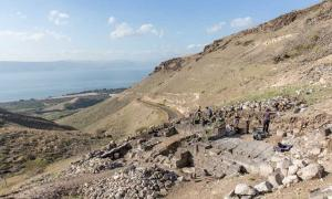 Entering an Unknown Pagan Sanctuary: New Discoveries Made at a Roman Site in Israel