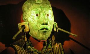 There seems to have been a concerted effort to keep scientific data conducted after the 1952 discovery of the remains of Pakal the Great under wraps. What are they hiding? Source: Jeffrey Holstein