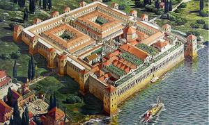 The Palace of Diocletian: Roman Retirement Home and Palace Fortress of Croatia