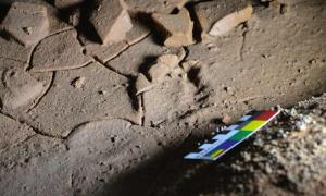 Paleolithic Age Footprints of Children Discovered in La Garma Cave