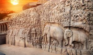 India's Pallava Dynasty Left Its Mark On Much Of South-East Asia
