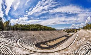 Reviving the Panathenaic Stadium for the Olympic Games