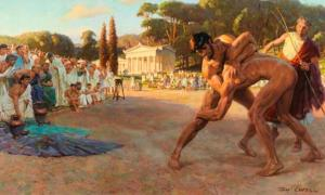 The Origins of the Top 5 Most Ancient Martial Arts that are