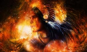 Paquiquineo - a chief's son converted to Christianity. Source: jozefklopacka / Adobe Stock.